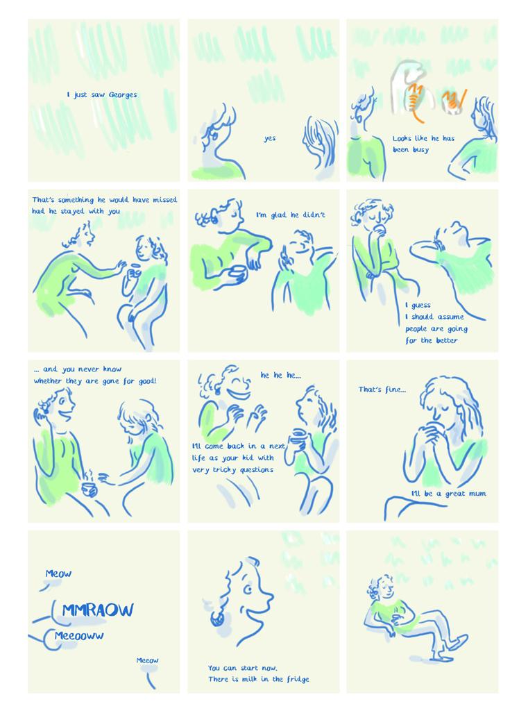 spiritual cartoons