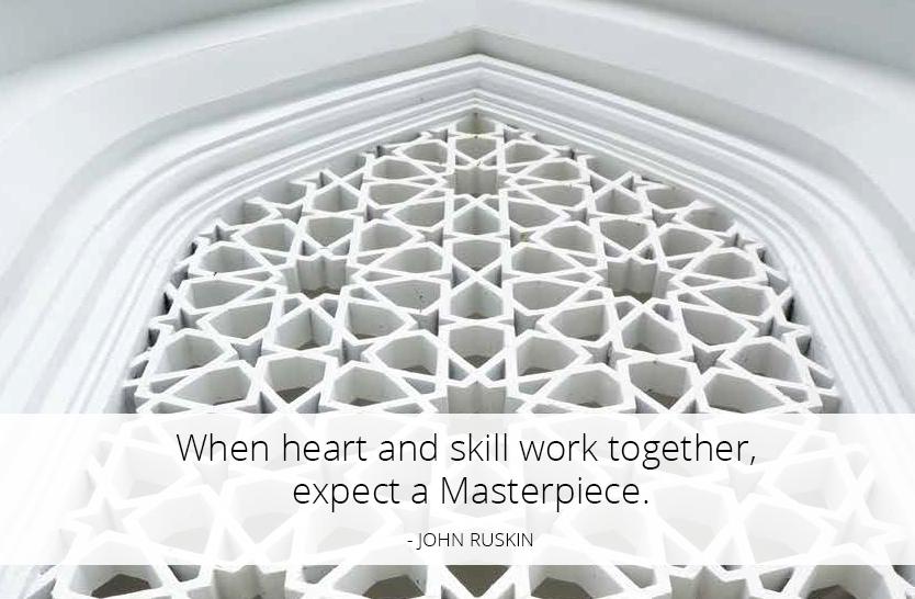 Heart and skill