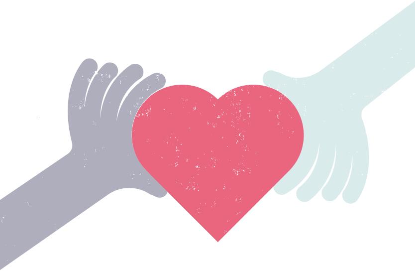 Heart = we