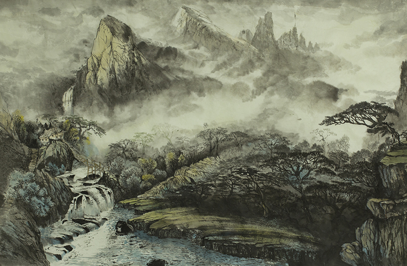 Sacred Chinese mountains