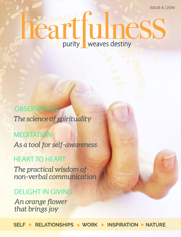 Heartfulness eMagazine - April 2016