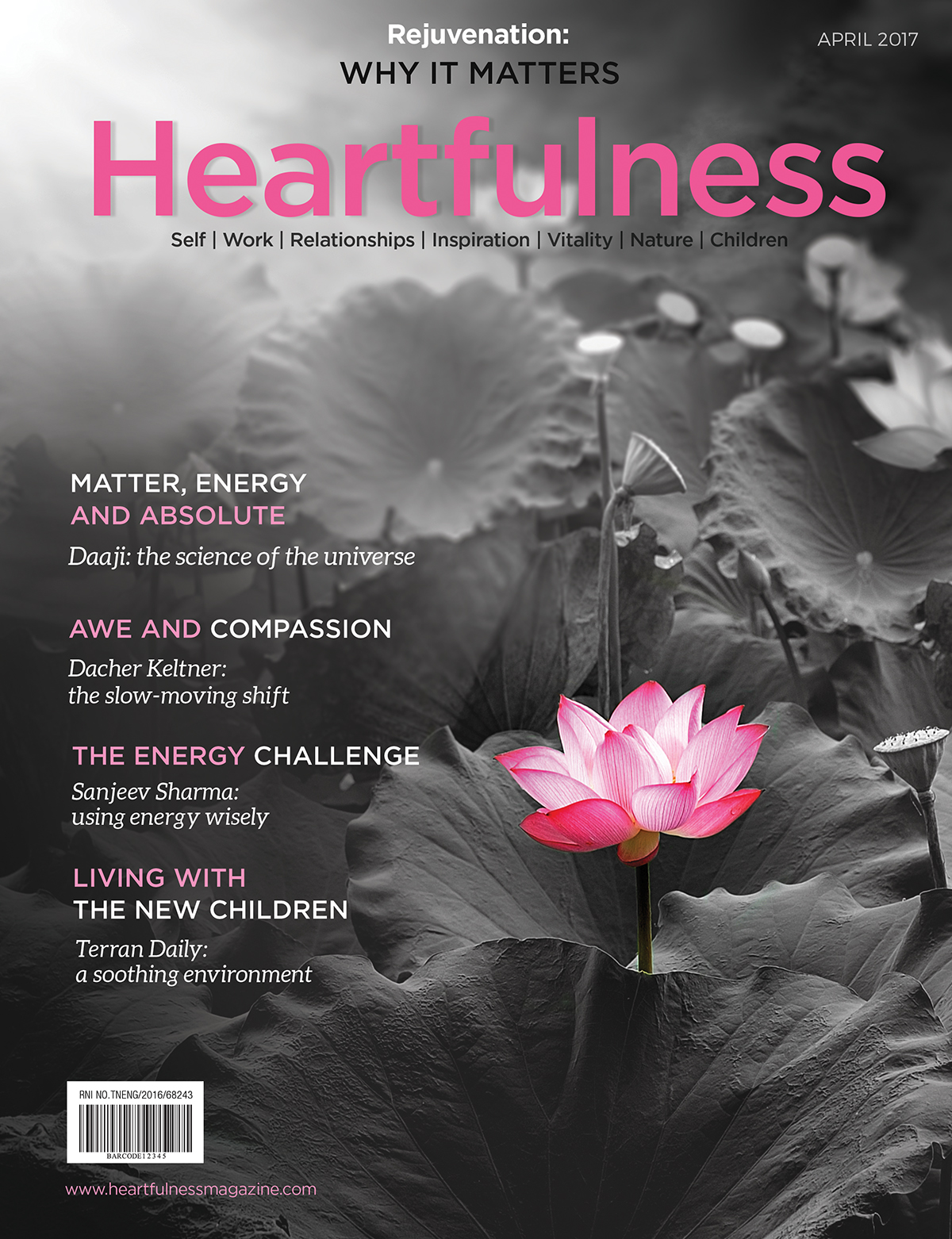 Heartfulness eMagazine - April 2017