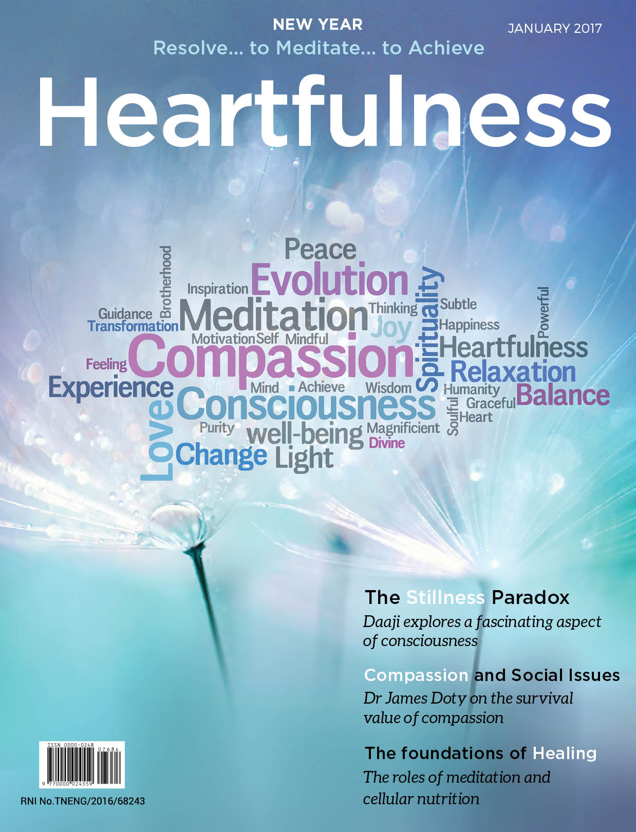 Heartfulness eMagazine - January 2017