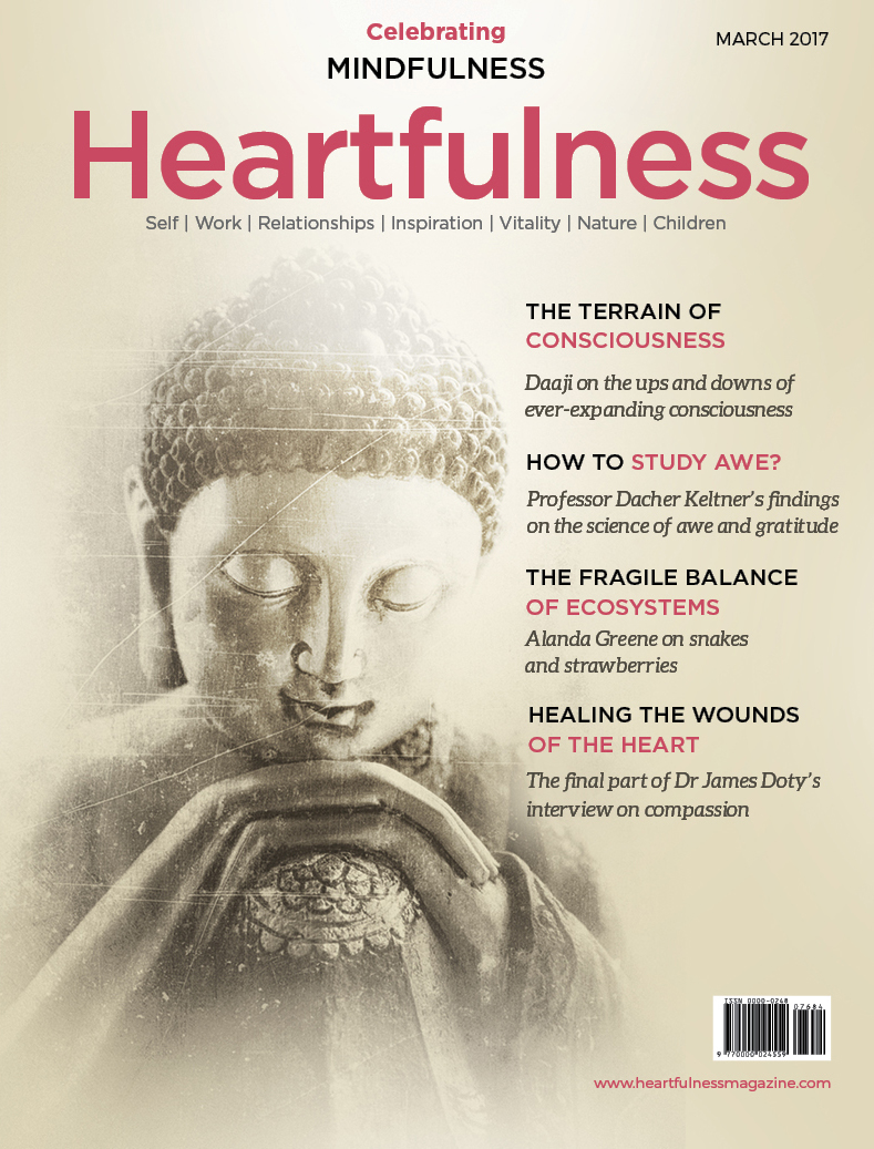 Heartfulness eMagazine - March 2017
