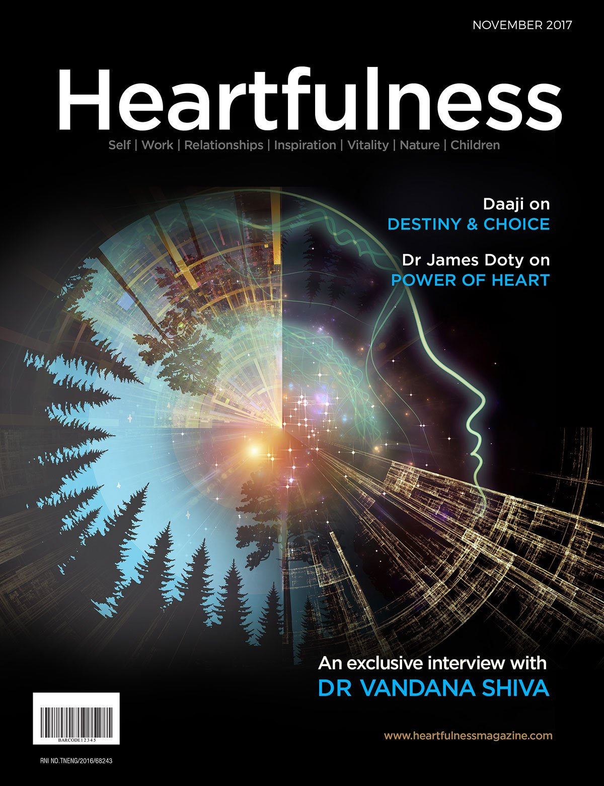 Heartfulness eMagazine - November 2017