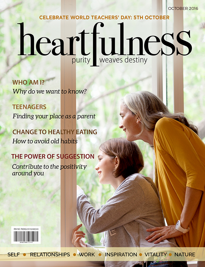 Heartfulness eMagazine - October 2016
