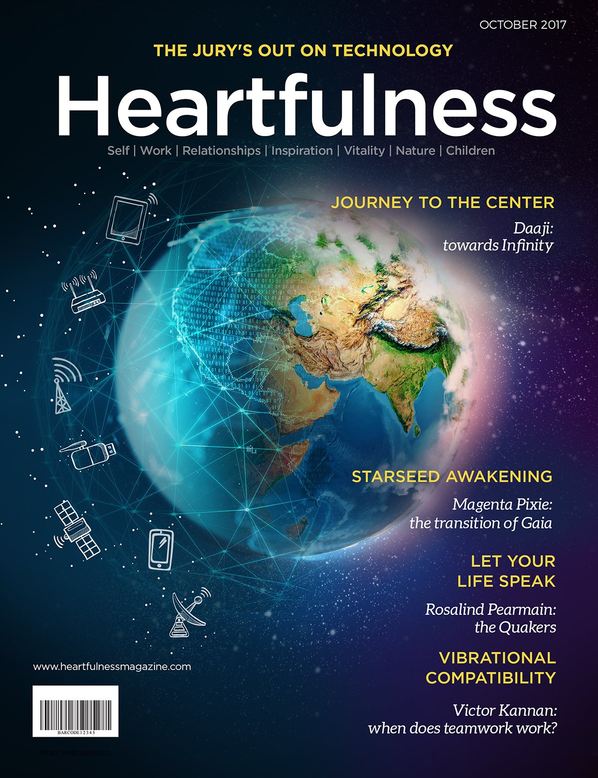 Heartfulness eMagazine - October 2017