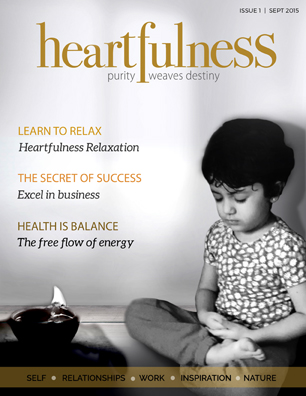 Heartfulness eMagazine - September 2015