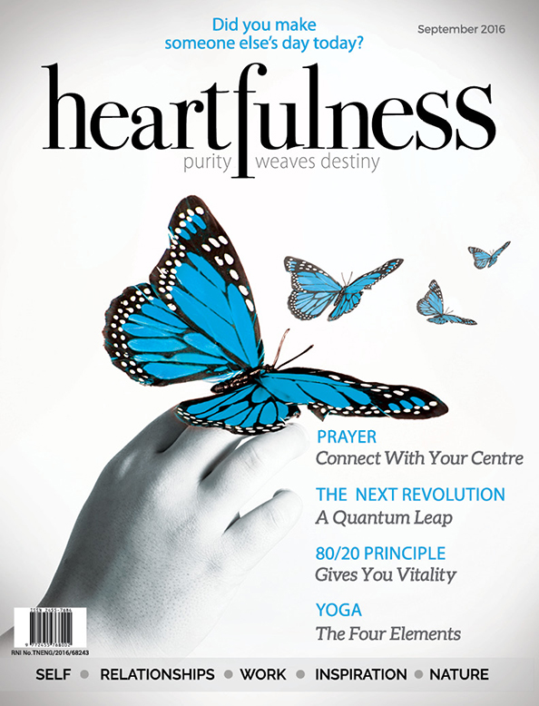 Heartfulness eMagazine - September 2016