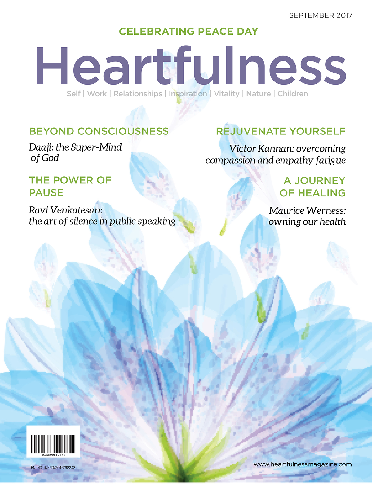 Heartfulness eMagazine - September 2017