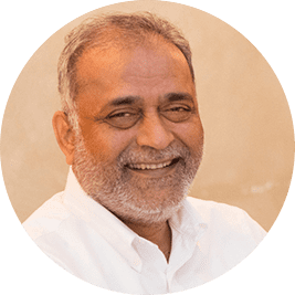 Daaji, who teaches the best online meditation course