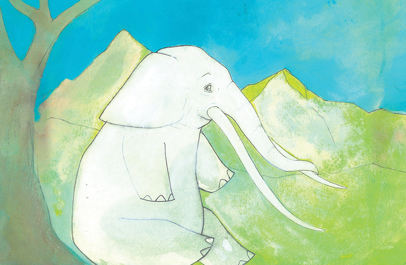 Mana the Elephant With a Heart of Gold, Part I