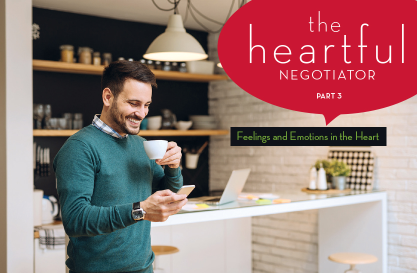 The heartful negotiator – part 3
