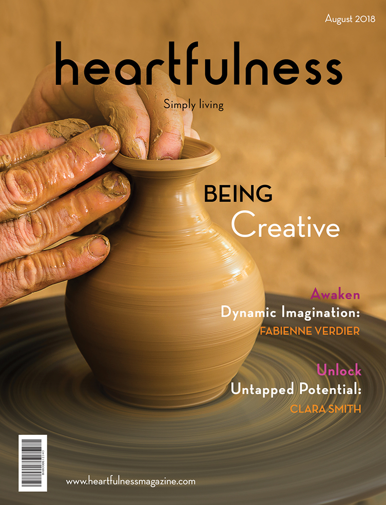 Heartfulness eMagazine – August 2018
