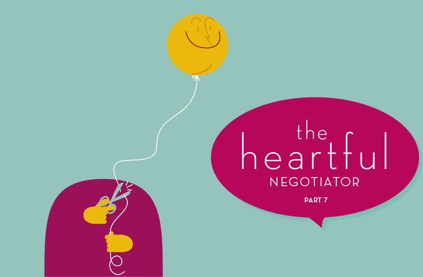 The heartful negotiator – part 7