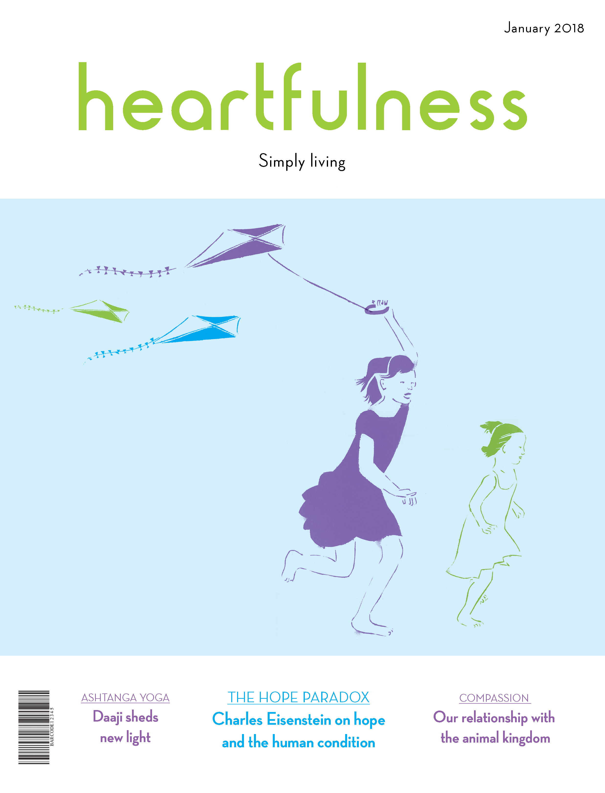 Heartfulness Magazine Subscribe