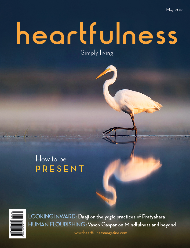 Heartfulness eMagazine - May 2018