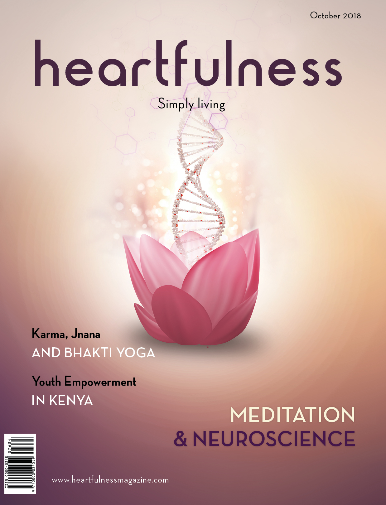 Heartfulness eMagazine – September 2018