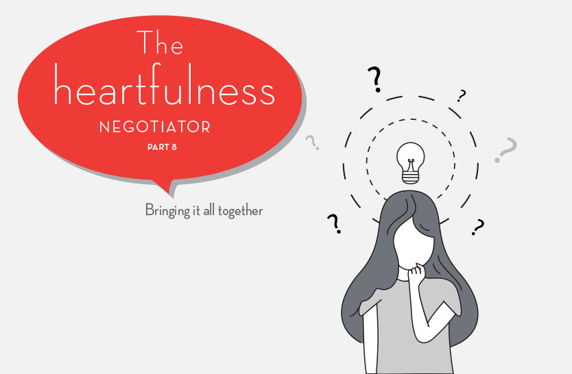 The heartfulness negotiator – part 8