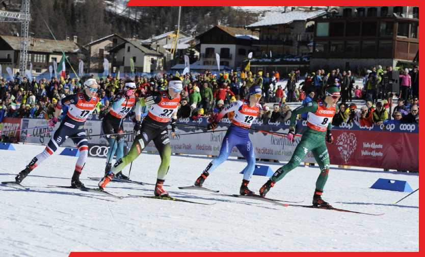 The Coop Cross Country FIS World Cup