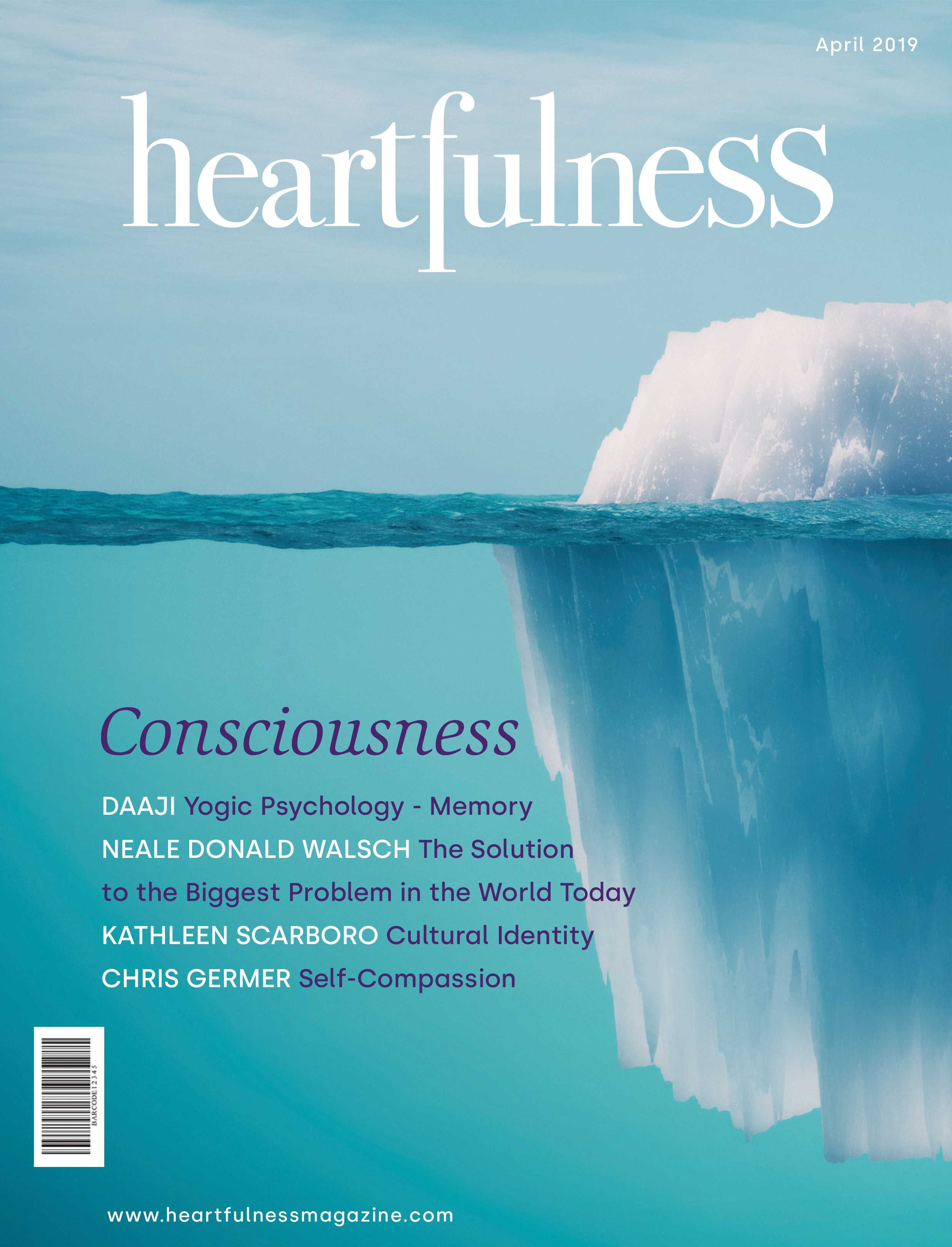 Heartfulness eMagazine – April 2019
