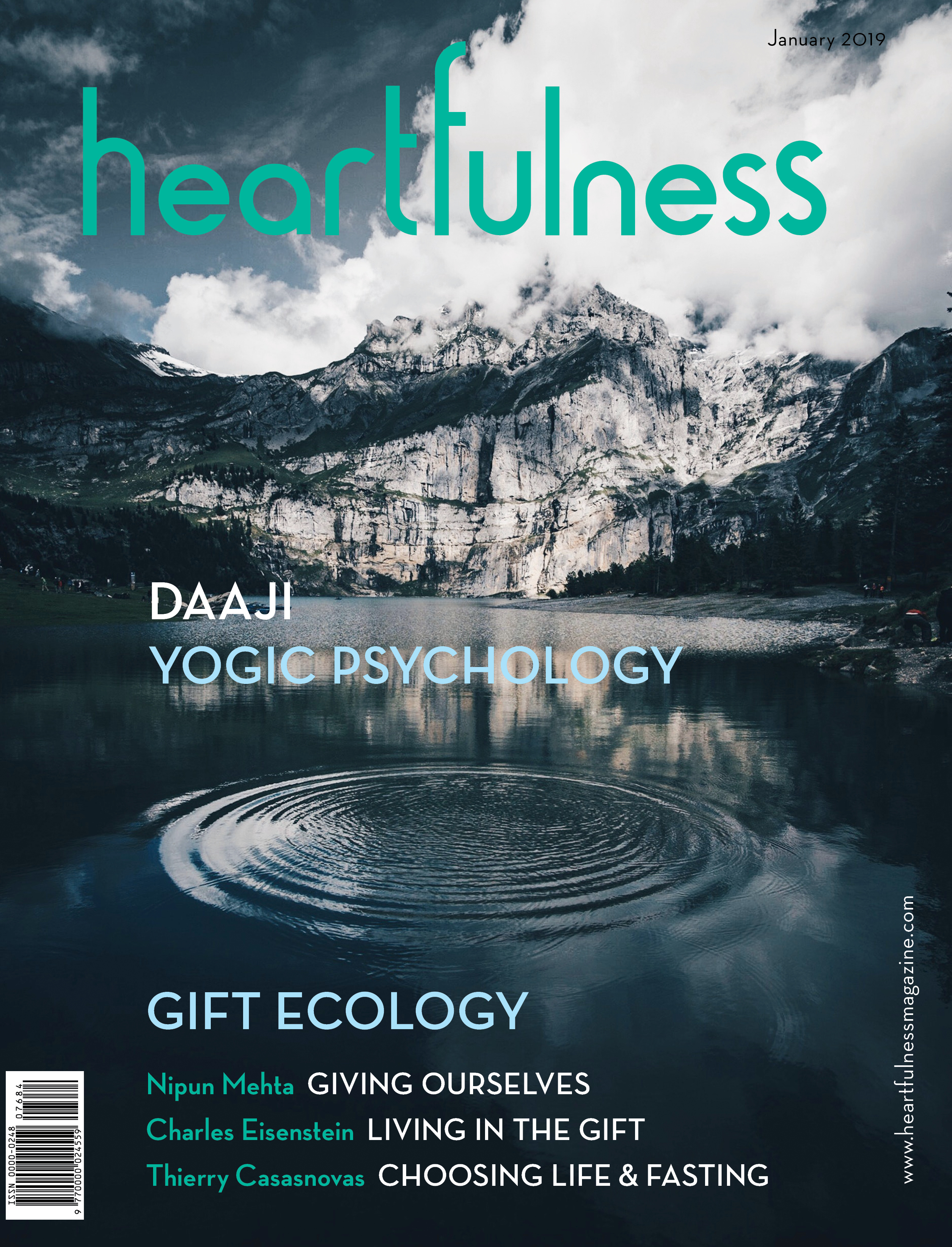 Heartfulness eMagazine – January 2019