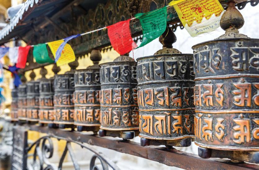 A tibetan journey