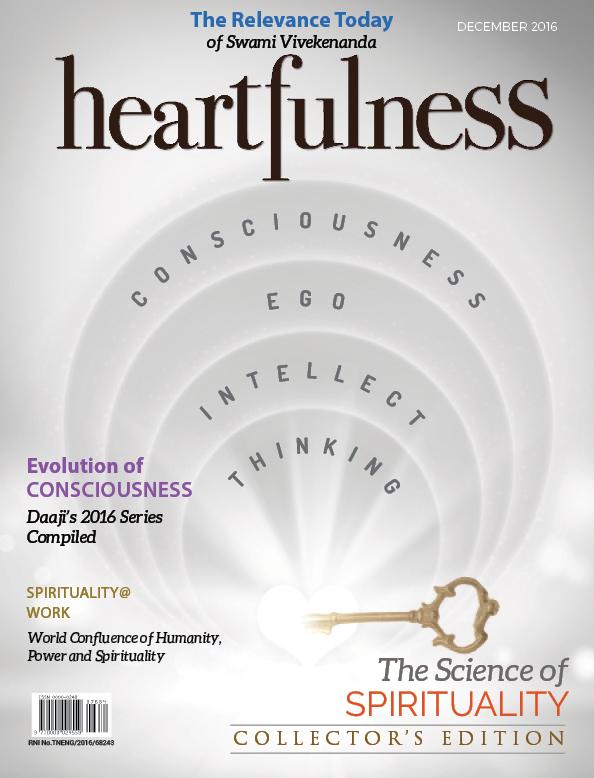 Heartfulness eMagazine - December 2016