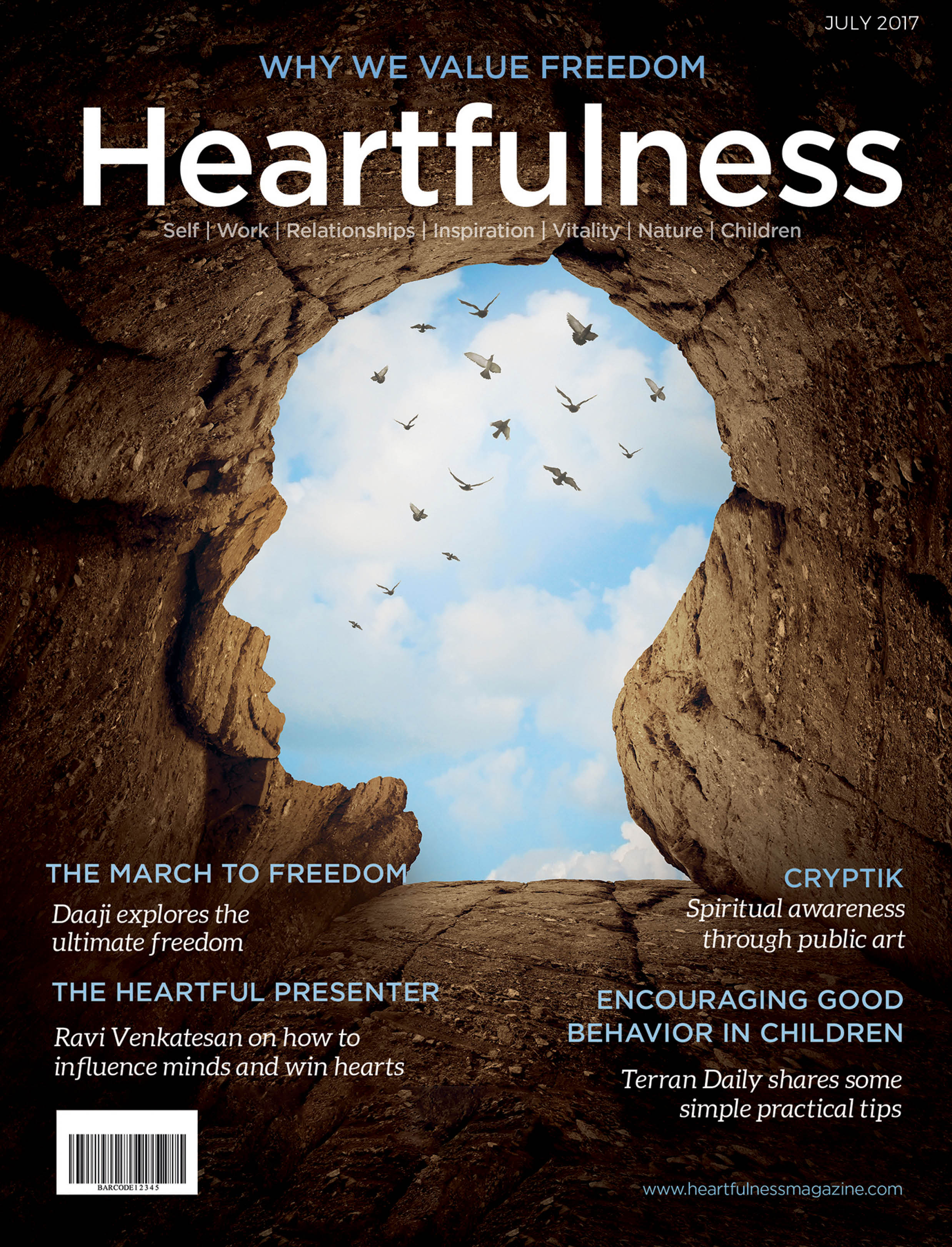 Heartfulness eMagazine - July 2017