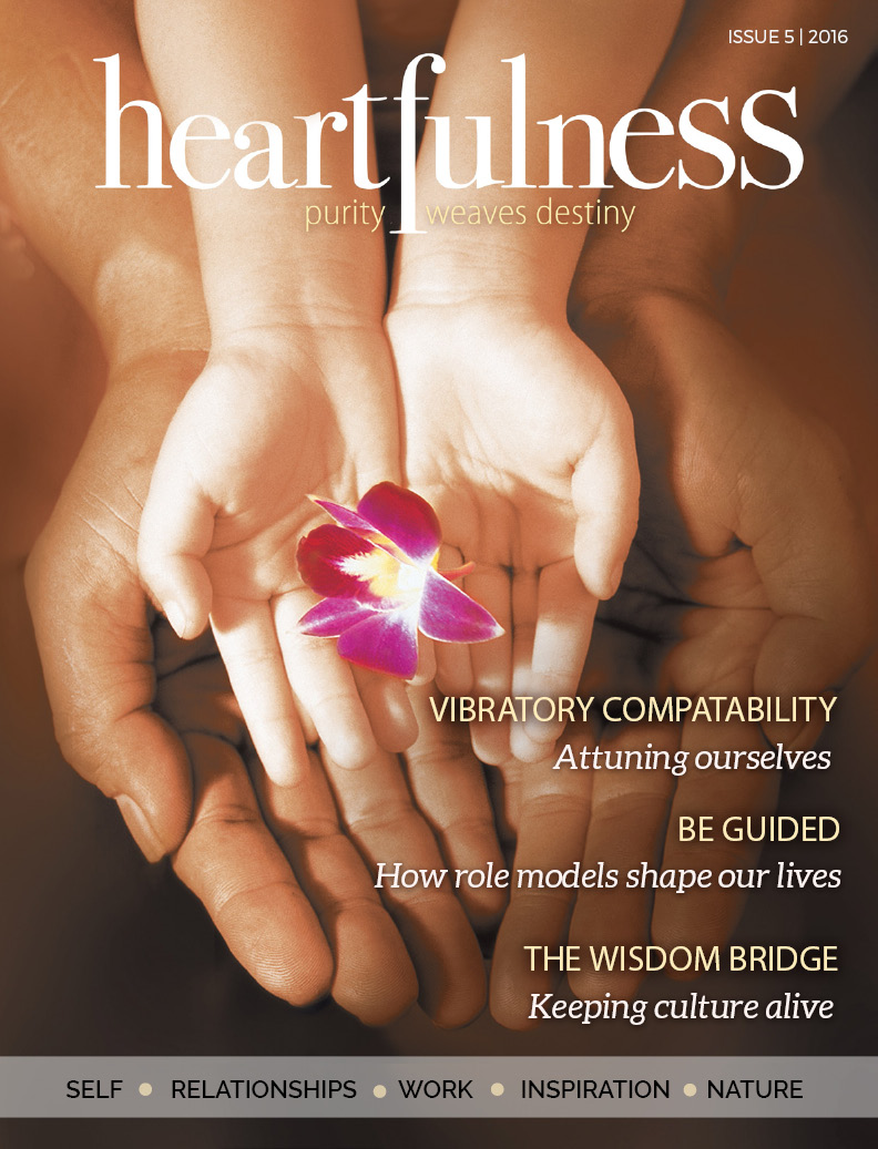 Heartfulness eMagazine - March 2016