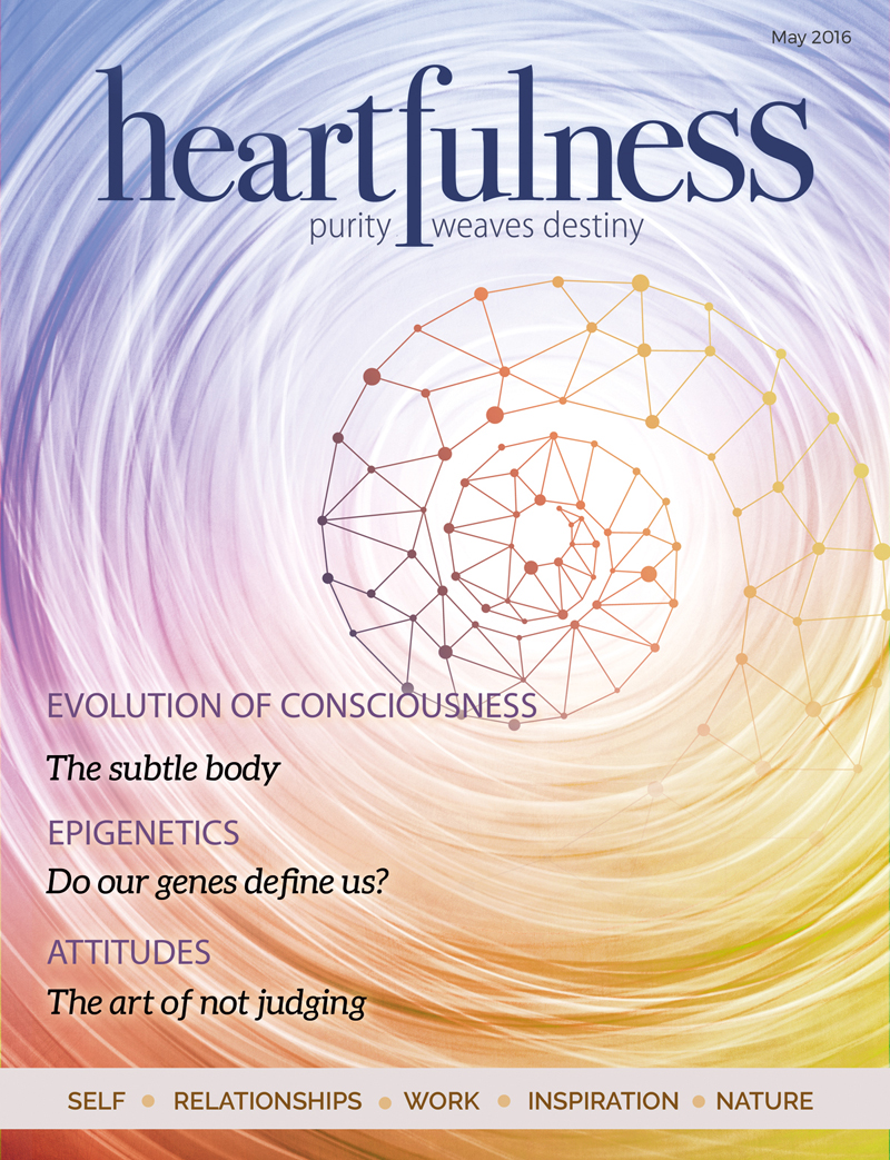 Heartfulness eMagazine - May 2016